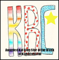 kids blog club badge