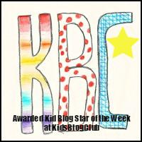 kids blog club badge